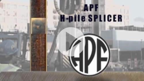 H-Pile Splicer